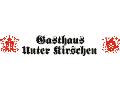 """Logo Gasthaus """"Unter Kirschen"""""""