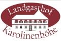 Logo Landgasthof Karolinenhöhe