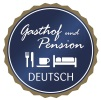 Logo Gasthof und Pension Deutsch
