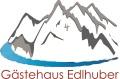 Logo Gästehaus Edlhuber