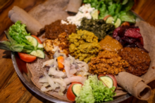 Abyssinia Restaurant-Teff  Tsion Bellete-Assefa