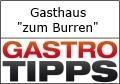 """Logo Gasthaus """"zum Burren"""""""