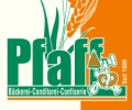 Logo Bäckerei - Conditorei - Confiserie Pfaff