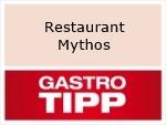 Logo Restaurant Mythos
