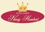 Logo Hotel Garni  König Humbert