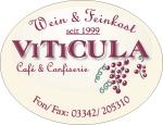 Logo Viticula Wein und Feinkost Silke Pfeiffer