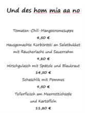 Buchbergstüberl Fam. Baumgartner