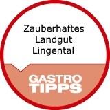 Logo Zauberhaftes Landgut Lingental