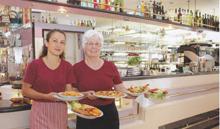 Cortina  Eis & italienische Küche