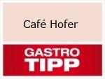 Logo Café Hofer
