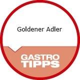 Logo Goldener Adler