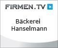 Logo Bäckerei Hanselmann