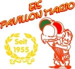 """Logo Eis Pavillon """"Mario"""" Inh. Mario Nestola"""