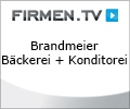Logo Brandmeier Bäckerei + Konditorei