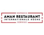 Logo Aman Indisches Restaurant
