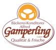 Logo Bäckerei + Konditorei Gamperling