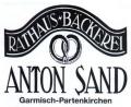 Logo Bäckerei Anton Sand