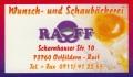 Logo Wunsch- und Schaubäckerei Raff