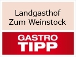 Logo Landgasthof zum Weinstock