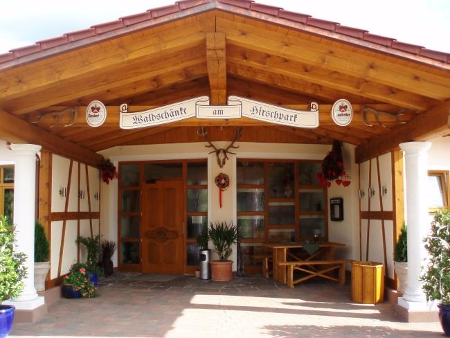 Waldschänke am Hirschpark Barbara und Bernhard Geitner aus ...