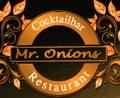 Logo Mr. Onions Cocktailbar & Restaurant