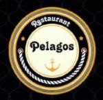 """Logo """"Pelagos"""" Griechisches Restaurant"""
