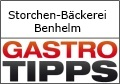 Logo Storchen - Bäckerei Benhelm