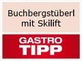 Logo Buchbergstüberl mit Skilift  Fam. Baumgartner