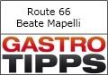 Logo Route 66 Beate Mapelli