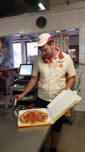Pizza Lieferservice - Call a Pizza