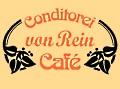 Logo Konditorei Cafe von Rein