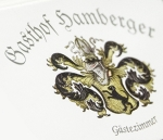 Logo Gasthof Hamberger M. Hundseder