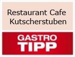 Logo Restaurant Cafe  Kutscherstuben