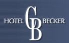 Logo CB Hotel Becker  Claudia Becker