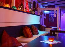 Erlebnisgastronomie  Beach-Club St. Tropez