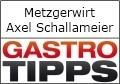 Logo Metzgerwirt Axel Schallameier