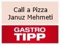 Logo Call a Pizza  Januz Mehmeti