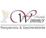 Logo Mariola Wimmer  Partyservice & Geschenkkörbe