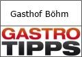 Logo Gasthof Böhm