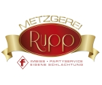 Logo Metzgerei Rupp GmbH & Co. KG  Imbiss – Heißtheke – Partyservice – eigene Produktion