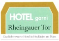 Logo Hotelbetriebe Becker GmbH