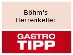 Logo Böhm's Herrenkeller