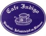Logo Cafe Indigo  Inh. Christina Wolff