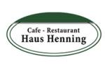 Logo Café - Restaurant Haus Henning