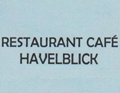 Logo Restaurant Café Havelblick
