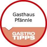 Logo Gasthaus Pfännle