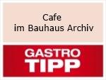 Logo Café im Bauhaus Archiv  Frau Magdalena Dobrowolska