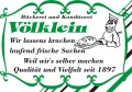 Logo Bäckerei und Konditorei Völklein