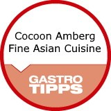 Logo Cocoon Amberg Fine Asian Cuisine