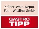 Logo Kölner-Wein-Depot Fam. Wittling GmbH